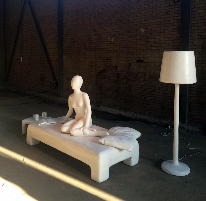 ArtRotterdam-Atelier-van-Lieshout-FemaleOnBed