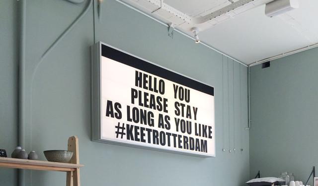 Hotspot: KEET Rotterdam