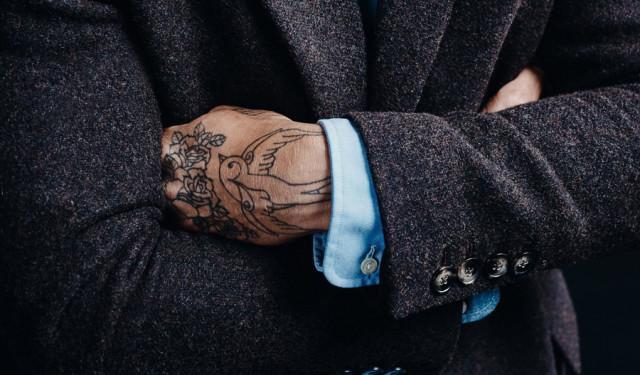 Fashion Forward: Nick Wooster x Cadillac