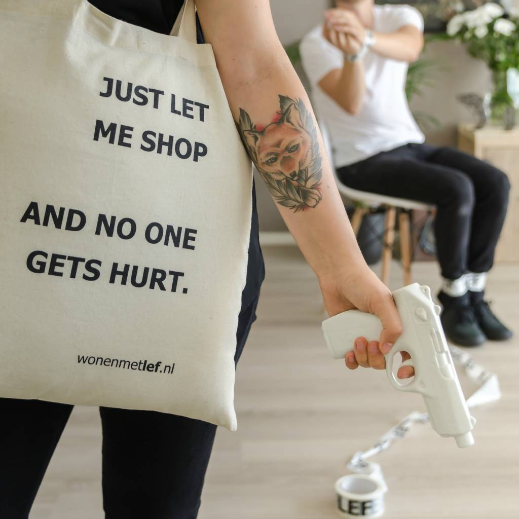 lef-collections-shopper-with-text-just-let-me-shop