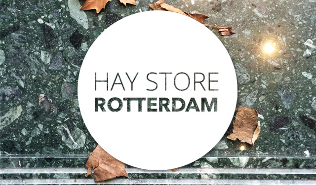 HAY Store in Rotterdam