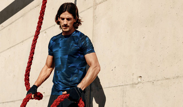 H&M Sportswear Men 2016