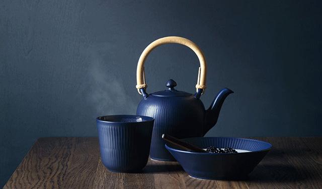 A Royal Copenhagen Blue