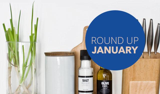 Round Up: January