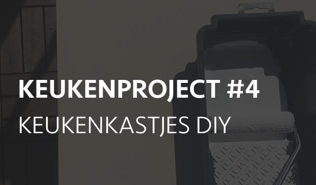 Project: keuken – deel 4