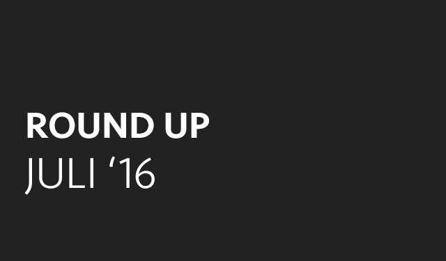 Round Up: Juli