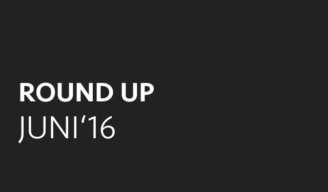 Round Up: Juni