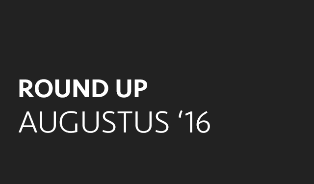 Round up: augustus
