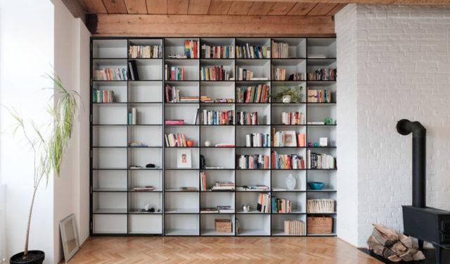 Appartement met geheime toegang