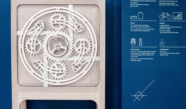 Safe Cabinet; een luxe kast die oogt als een kluis
