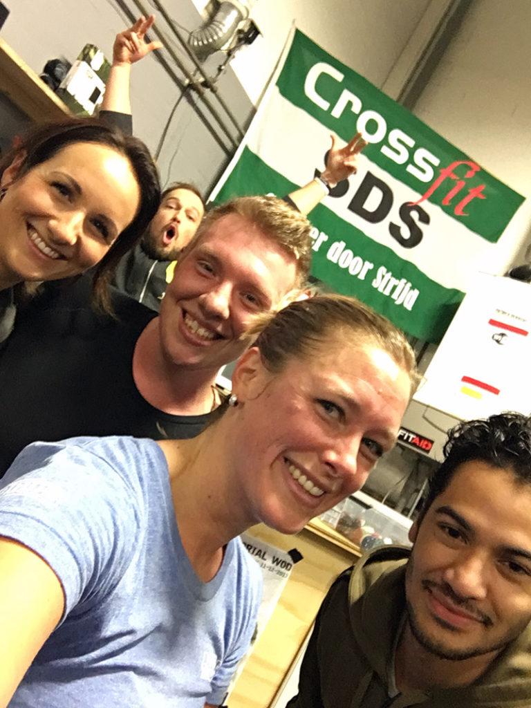 CrossFit-SDS-selfie