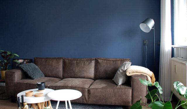 Een nieuwe blauwe muur!
