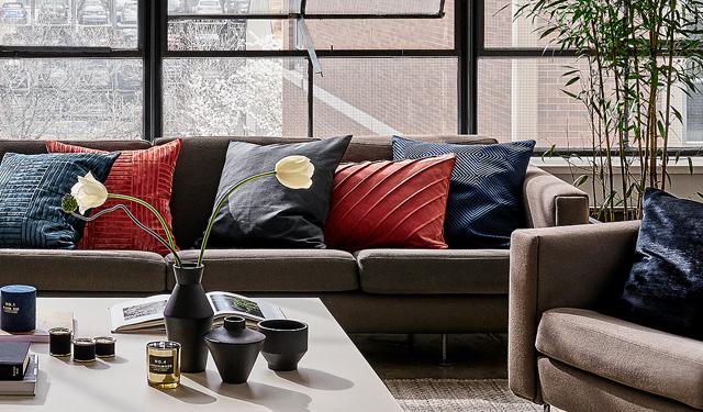 Herfst kleurt blauw met de H&M Home najaarscollectie