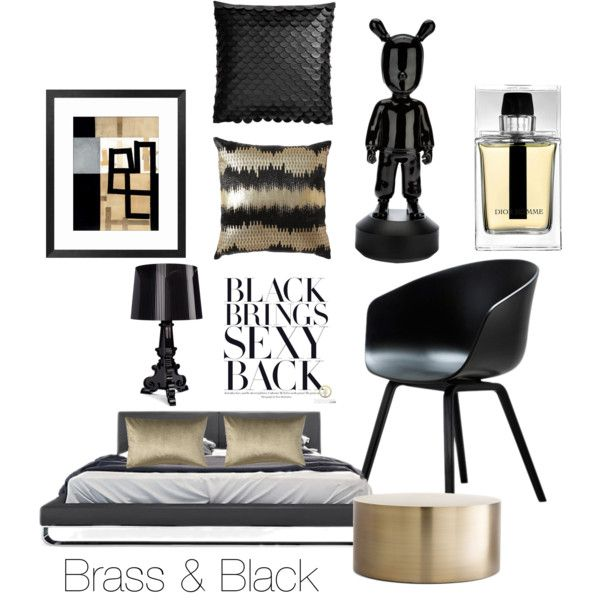 Brass & Black
