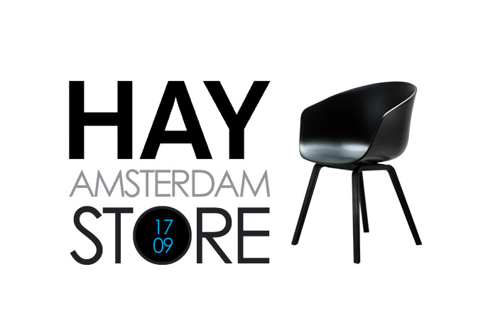 HAY Store in Amsterdam