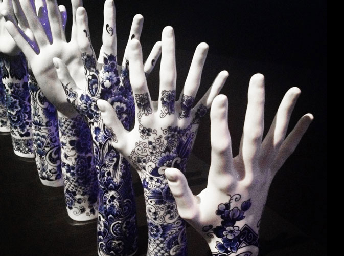 For the love of design: Pinned Up by Marcel Wanders