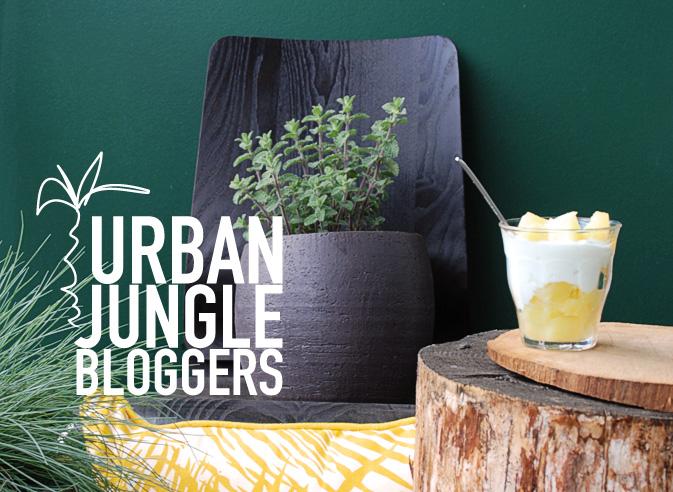 Urban Jungle Bloggers: Green balcony