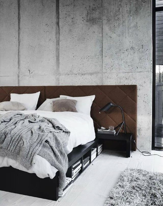 concreteBedroom