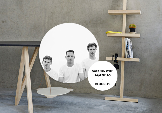 Designer Spotlight: Makers With Agendas