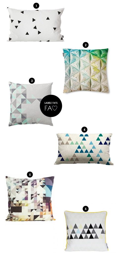 fancyFriday_triangleCushions