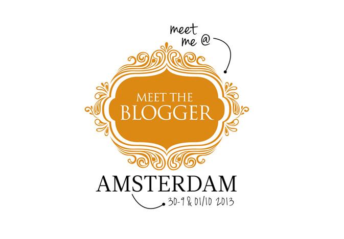 Meet The Blogger Amsterdam: Dag 1
