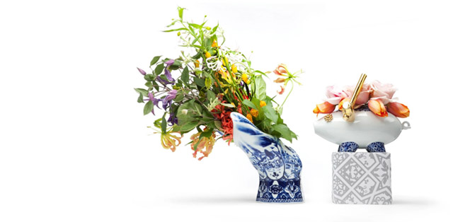 moooi accessories killthepigbank_vase
